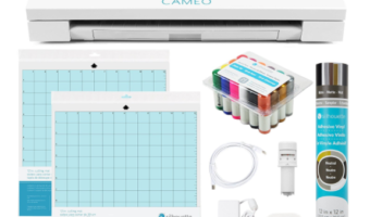 Silhouette Cameo 3 Bundle at BEST Price!