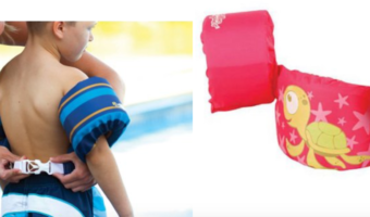 Stearns Puddle Jumper Life Jackets Only $12.58