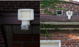 Sunforce 80-LED Solar Outdoor Motion Light at Best Price!