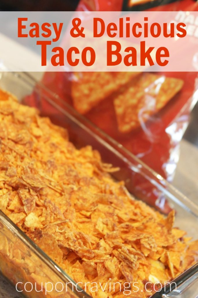 Have leftover taco meat? I think I've found the best taco crescent bake around. We loved this easy dinner!