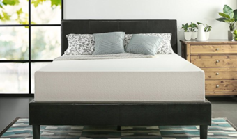 Highly Rated Zinus Memory Foam Mattress at a LOW Price!