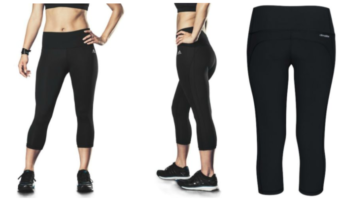 Adidas Workout Capri Leggings Only $15.75 Shipped