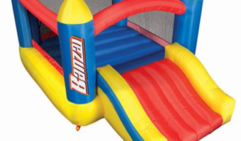 Banzai Big Bounce 'N Slide Bouncer Only $159 (Reg. $229)
