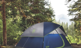 Coleman Tents up to 50% Off Today Only!