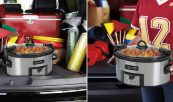 Crock-Pot 6-Quart Programmable Slow Cooker, Only $34.30!