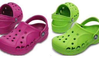 Crocs for the Family: BOGO 60% Off!