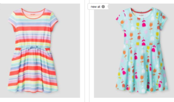 Target.com: Buy One, Get One 50% Off = Dresses Only $7.49 Each!
