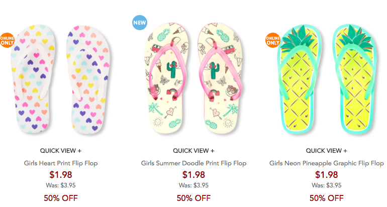 95a1197b45f4d8 Be sure to check out their super cute Easter Dresses starting at only   13.98 or get Flop Flops for only  1.98 shipped ( … and SO much more!) WOW!