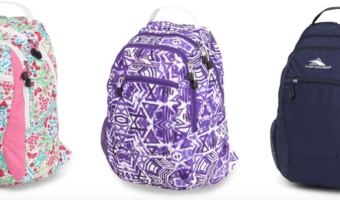High Sierra Backpacks on Sale Only $14.99 (Reg. $50!)