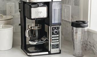 Ninja Coffee Bar Single-Serve Coffee Bar System as Low as $59.99 (Reg. $199.99!)