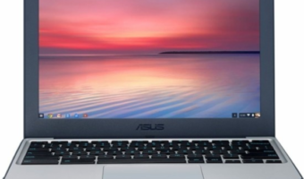 Asus 11.6″ Chromebook, Only $159!