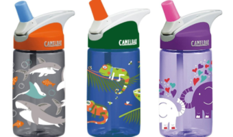 CamelBak Eddy Kids .4L Water Bottle Less than $10!