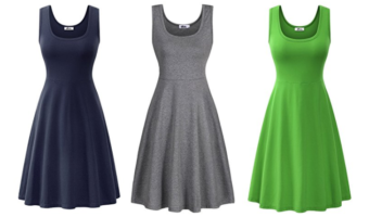 Casual Tank Dresses ONLY $18.88