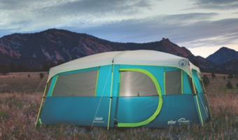 Coleman 8-Person Instant Camping Tent at BEST Price!