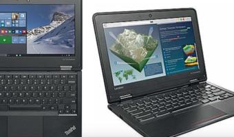 Lenovo 11.6″ ThinkPad Chromebook ONLY $139.99!