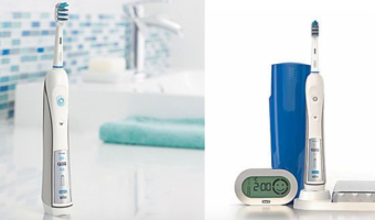 Oral-B Deep Sweep Rechargeable Electric Toothbrush Only $57.29 (Reg. $129.99!)