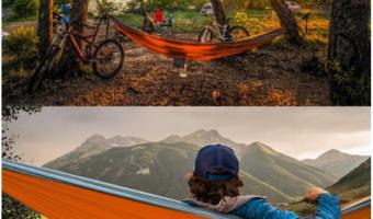 Raku Camping Hammock, ONLY $10.36 Today ONLY!