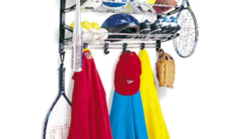 Sports Equipment Organizer ONLY $24.99!