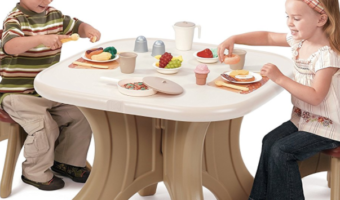 Step2 Traditions Table & Chairs Set, at Best Price!