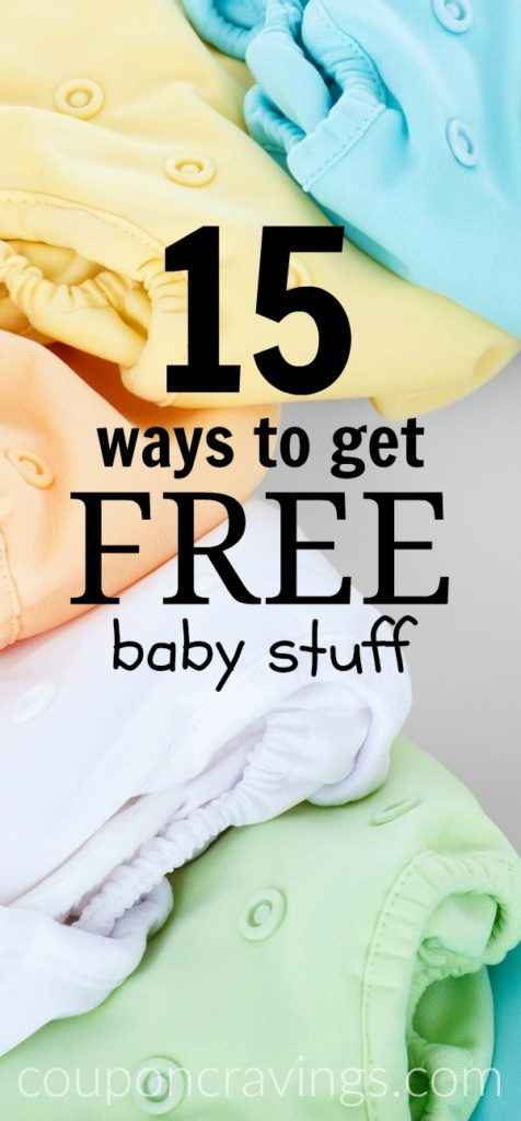 This list of 15 legitimate freebies for new moms will save you a few precious dollars!