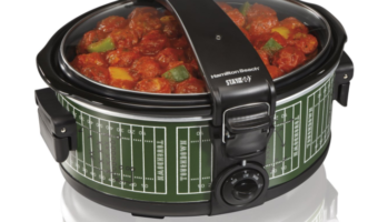 Hamilton Beach 6-Quart Crock Pot at Best Price!