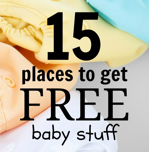 These companies all give free baby samples!