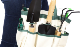 Pure Garden 8-Piece Garden Tool and Tote Set Only $10.55