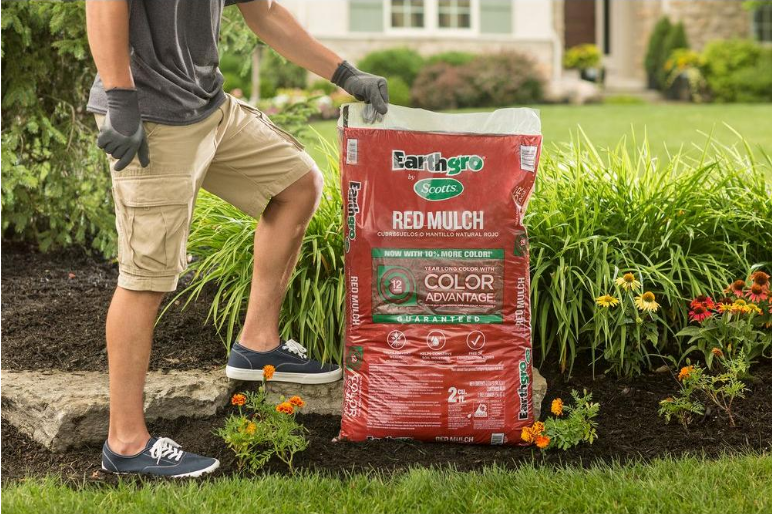 Lowe S Home Depot Mulch Only 2 Per Bag