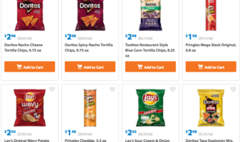 Walmart.com: $10 Off Your First Grocery Order!