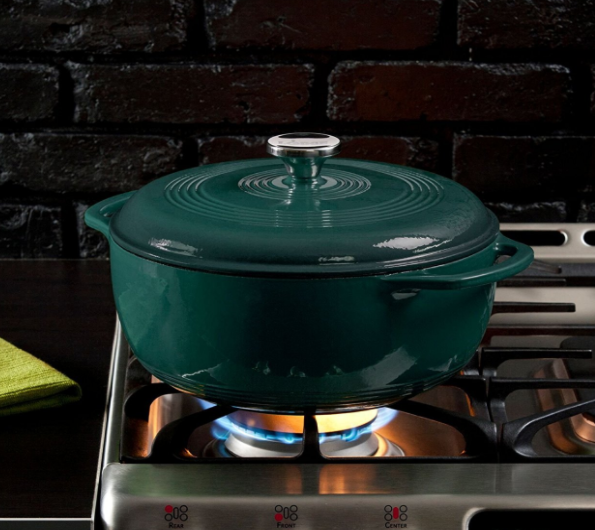 Top 25 Ideas About Cast Iron Camp Dutch Oven On Pinterest: Camping Soon? 6-Qt. Cast Iron Dutch Oven, At Best Price