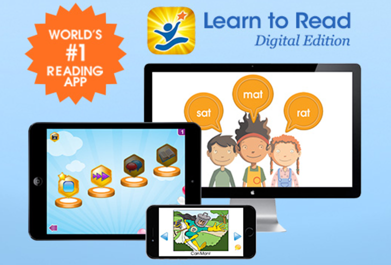 One Year FREE Hooked on Phonics Learn to Read App Subscription
