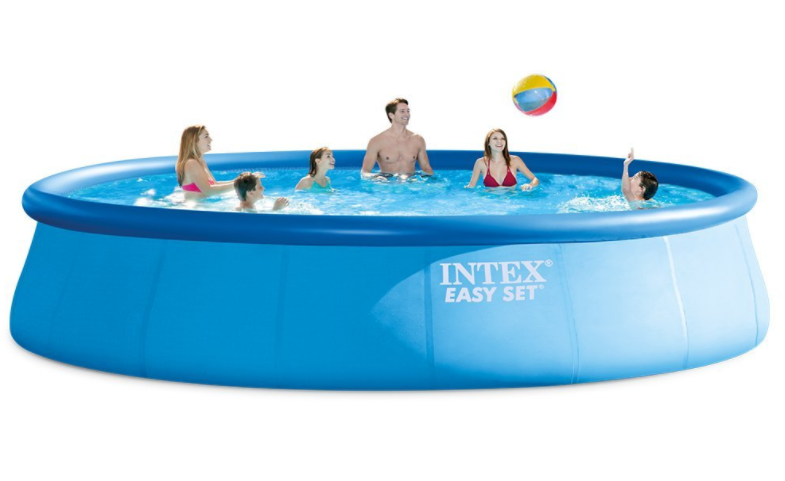 Save Big On Intex Easy Set Pool Sets Today Only