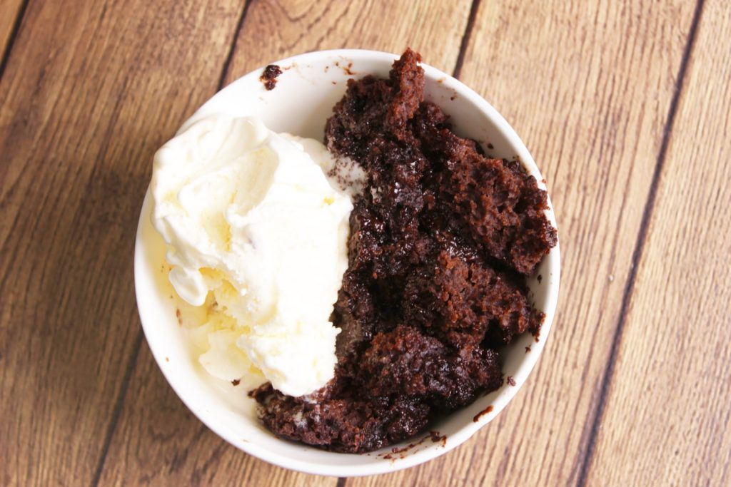 Two Hour Crockpot Lava Cake Dessert Recipe