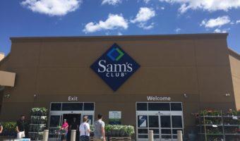 sams club store