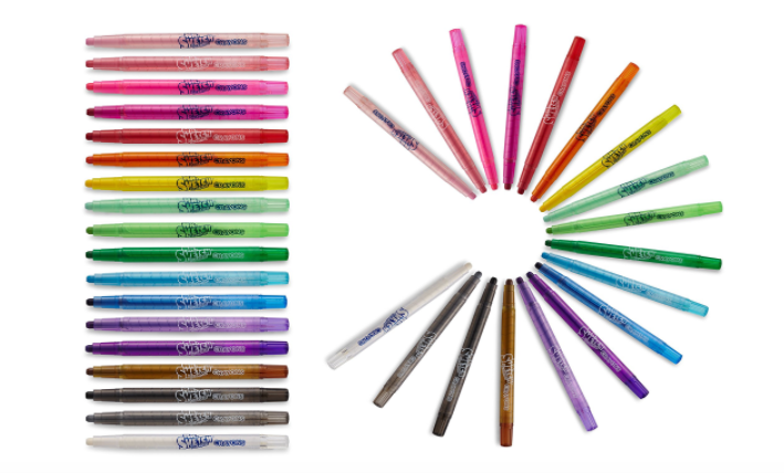 18-ct. Mr. Sketch Twistable Scented Crayons Only $5.80