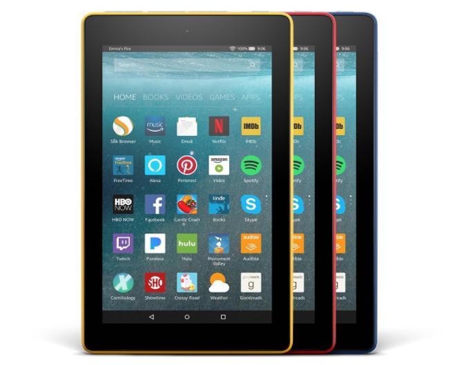 Kindle Fire 7 Tablets