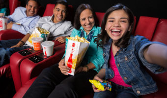 Five Tips to a Family Movie Night Out on a Budget
