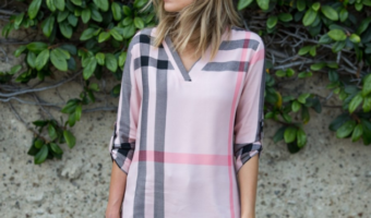 Popular Plaid Blouse Ships for $23.98