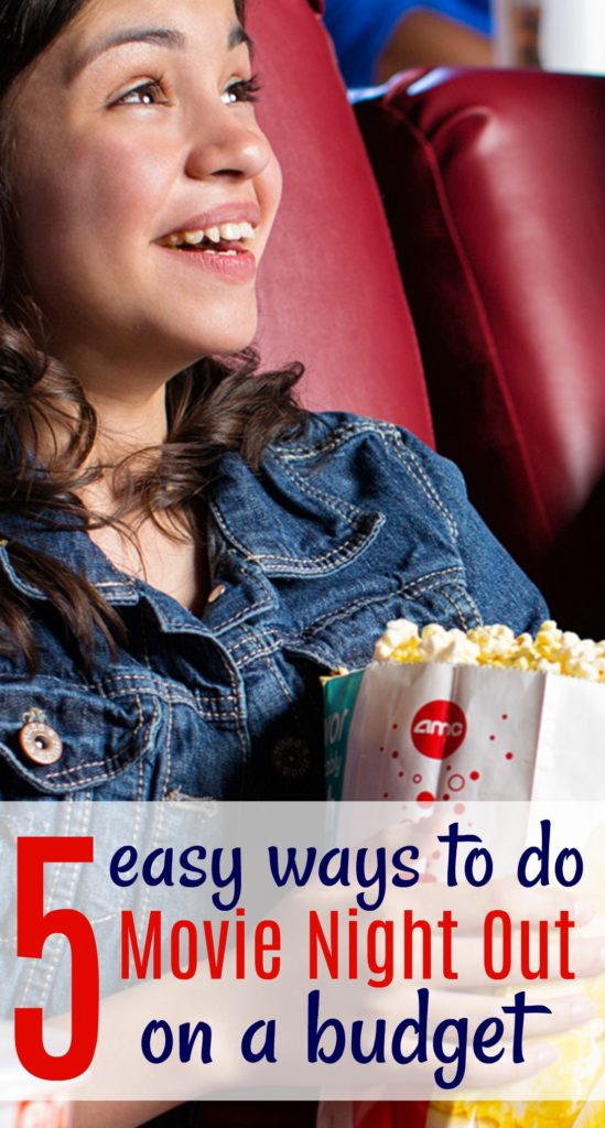 Are you on the hunt for date night ideas for married couples with kids? Check out the ways that I save on movie nights out! We can do a movie for four for almost half off - if we're flexible! Here's how! #ad #ShareAMC