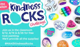 Make Kindness Rocks for FREE!
