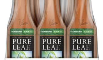 12-ct. Pure Leaf Iced Tea Only $6.07 Shipped