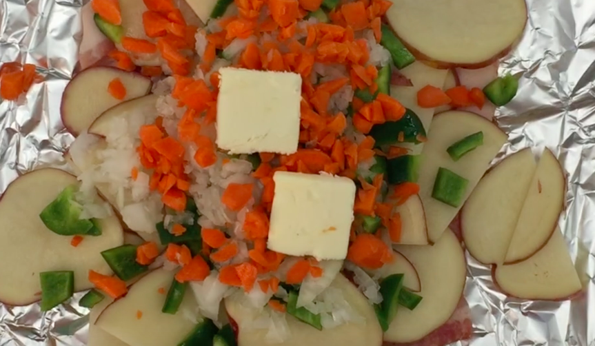 side dish for pork chops