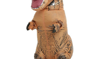 Adult Inflatable T-Rex Costume At A Great Price