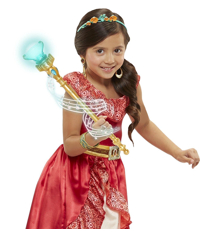 Toys Elena Sofia : Low price on disney elena of avalor magical scepter light