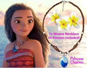 Disney Moana Heart of Te Fiti Necklace