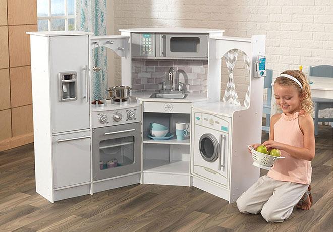 Low Price On KidKraft Kids Kitchen Playset -
