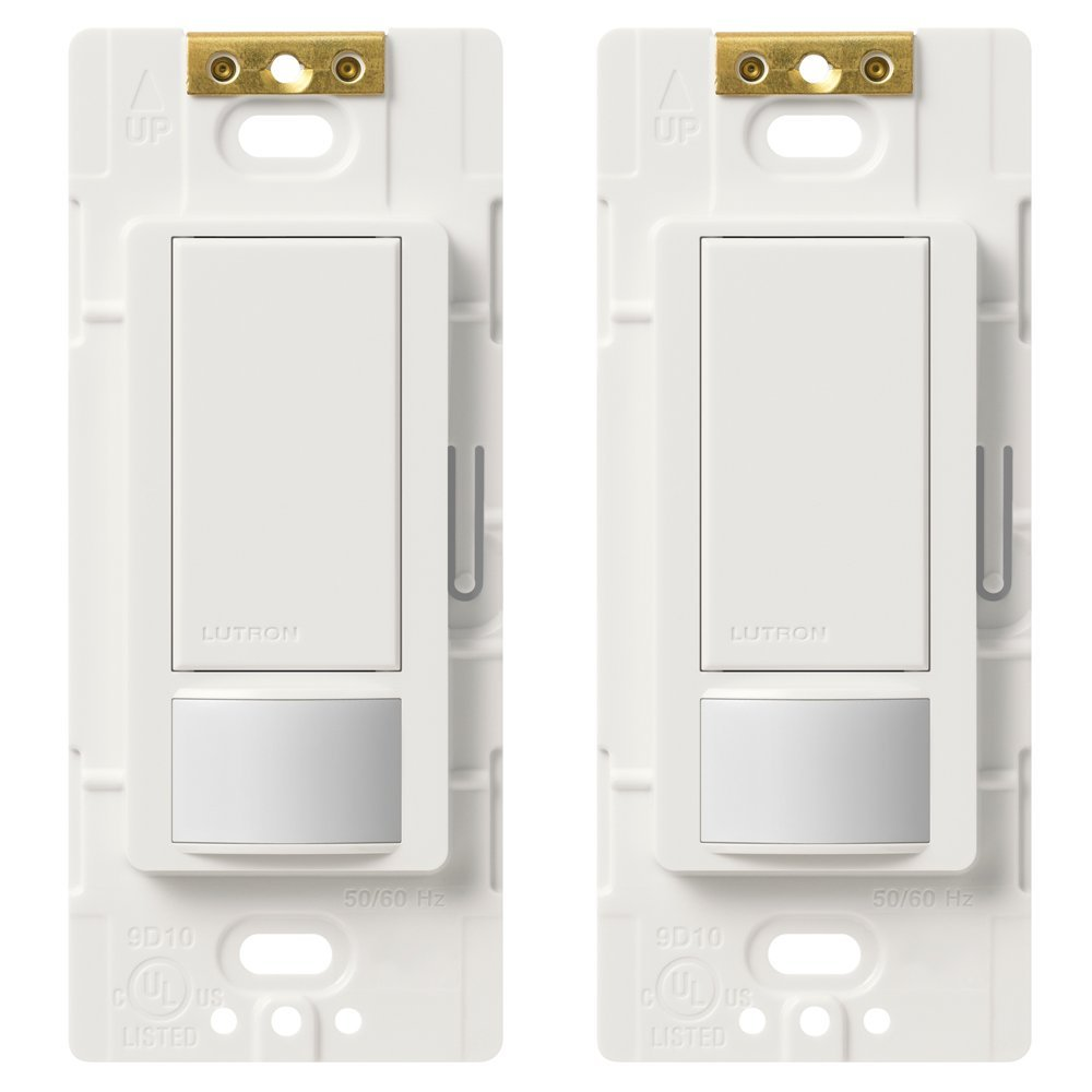 Low Price On 2 Pack Of Lutron Motion Sensor Switches
