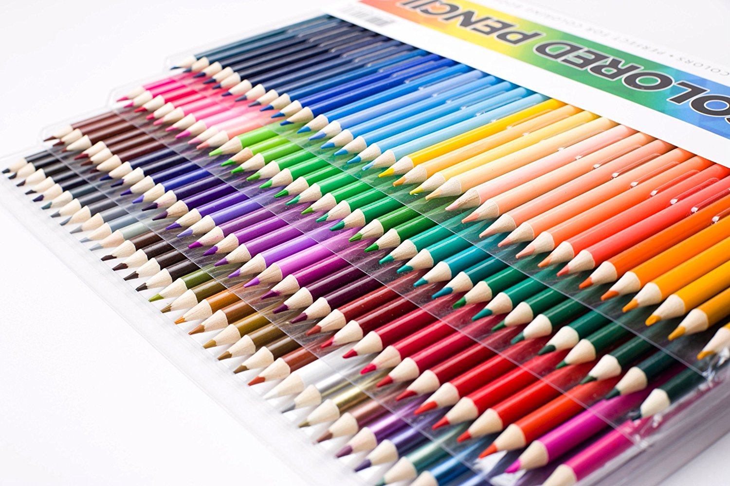 49% Off Shuttle Art 136 Colored Pencils