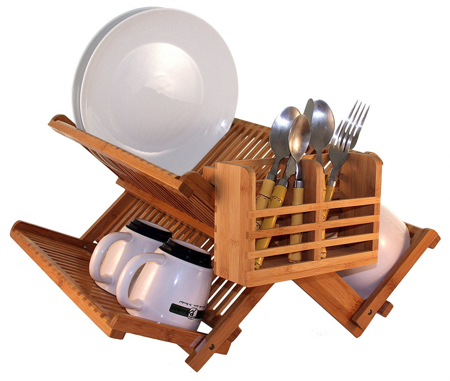 Great Price On Totally Bamboo Dish Drying Rack