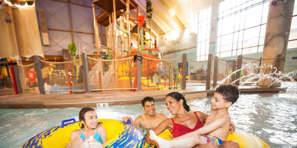wolf lodge groupon